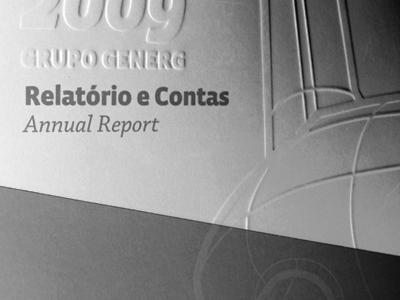 Relatório Generg 2009