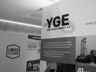 Stand YGE 2013